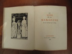 Книга Маркизы (Le livre de la MARQUISE)